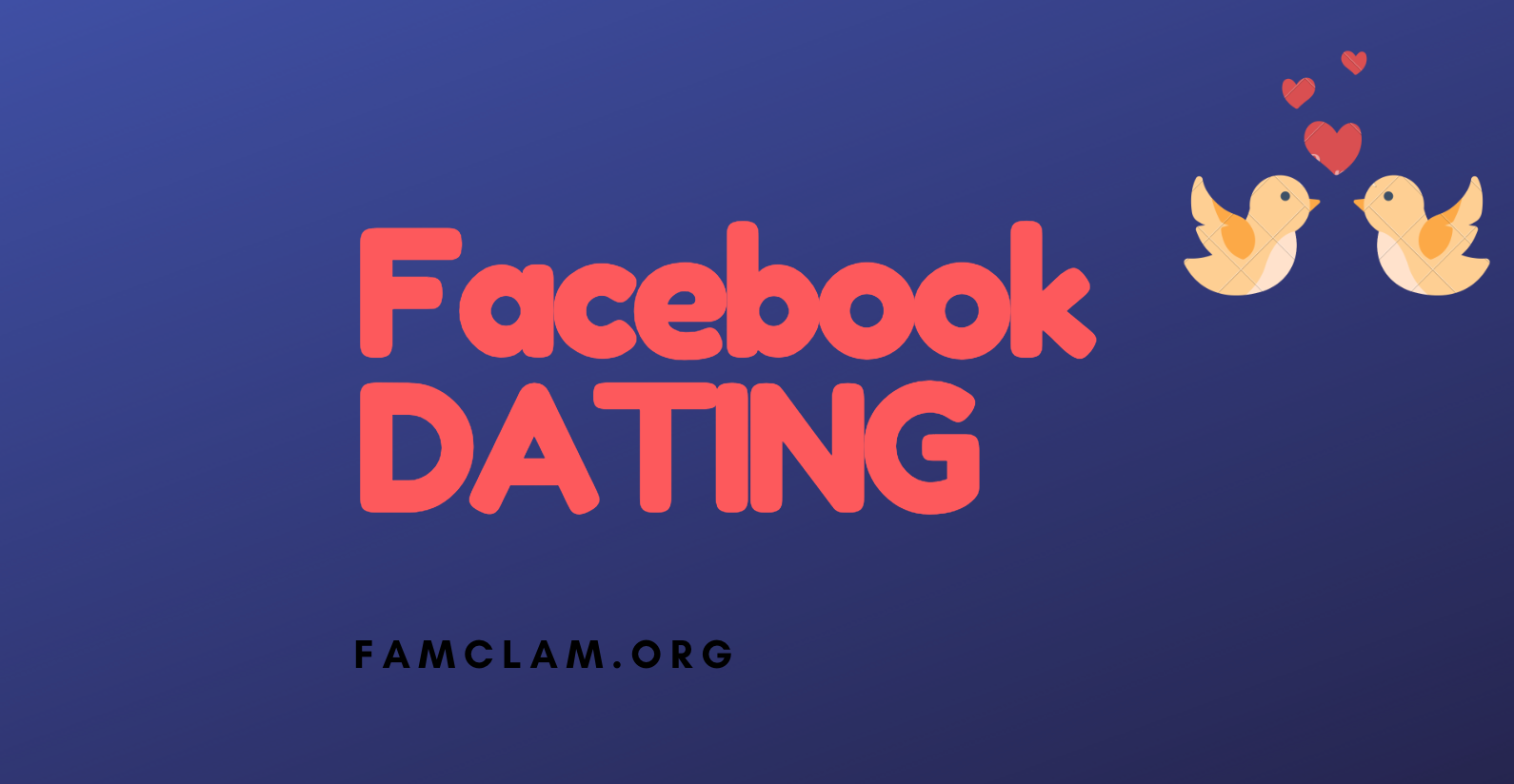 facebook dating birds