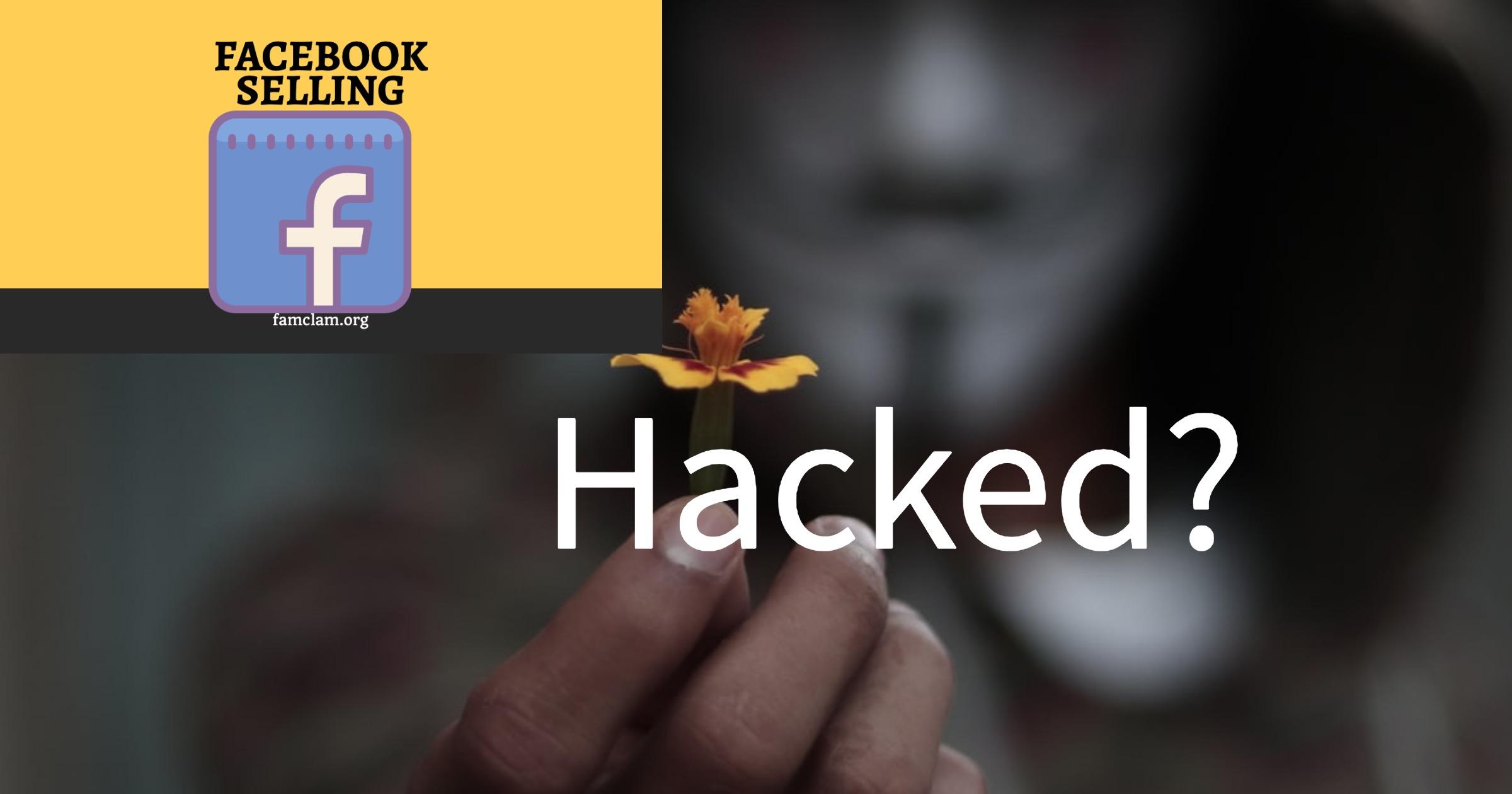 facebook hacked help