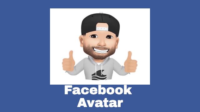 facebook avatar settings